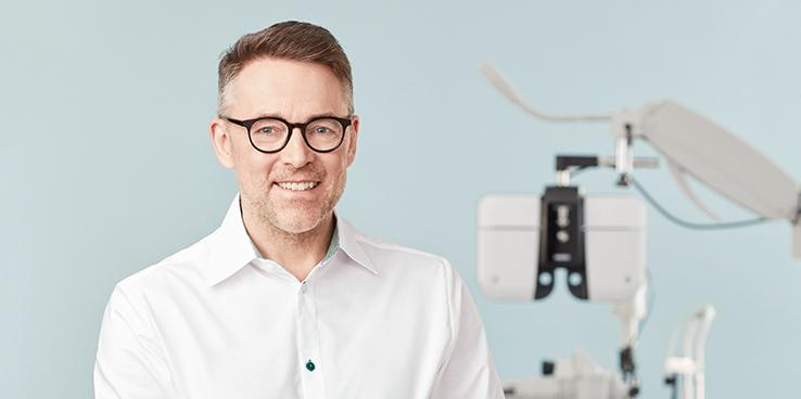 Komplett synstest og helsesjekk av øynene 595 kr.