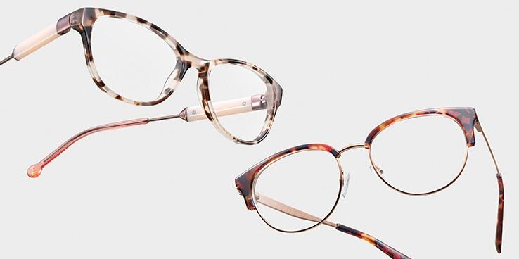 2for1 designerbriller fra 1595 kr.