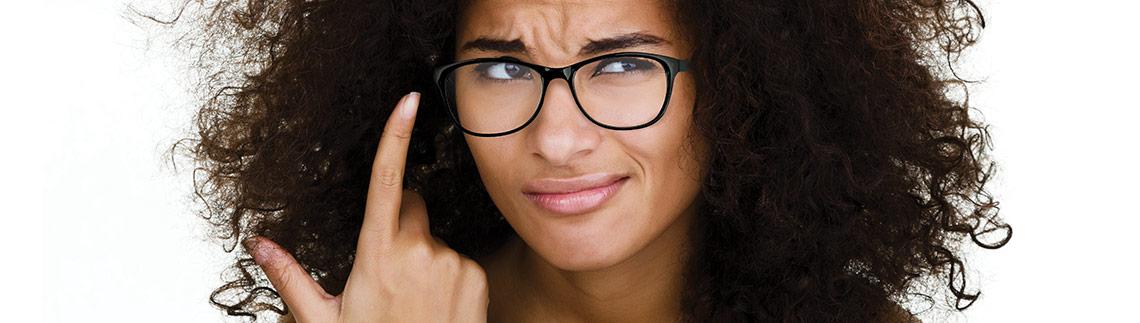 Hos Specsavers er brilletilpasning inkludert i prisen