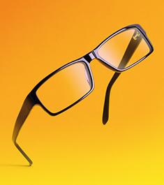 Briller 0,-