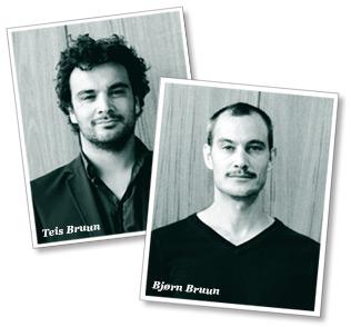 Bruuns Bazaar designerbriller