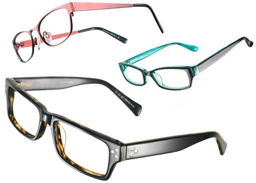 Komplett brille fra 795,-
